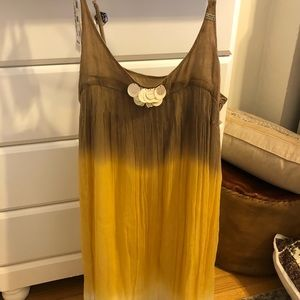 Miss Sixty ombré dress - bought in ITALY